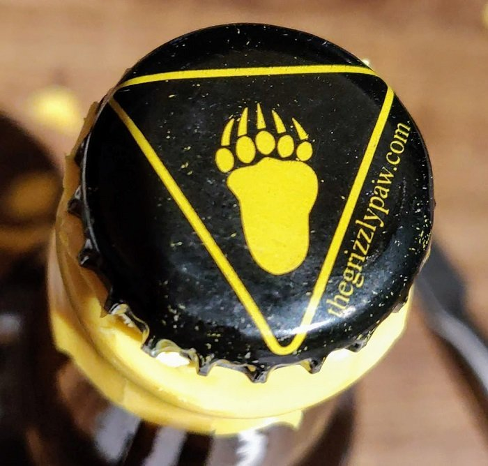 Personal Beer Review: Grizzly Paw Barley Wine 2016 Vintage Edition