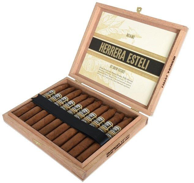 Cigar News: Herrera Esteli Miami Ships This Week