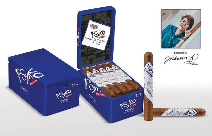 Cigar News: Ventura Announces PSyKo Seven Nicaragua