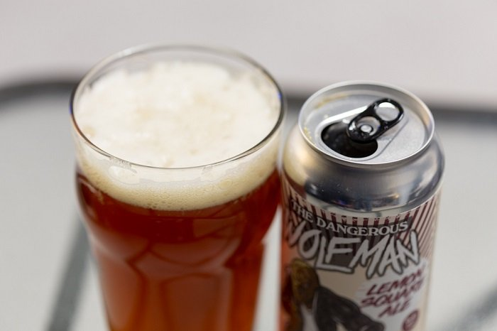 Personal Beer Review: Parallel 49 / Tool Shed The Dangerous Wolfman