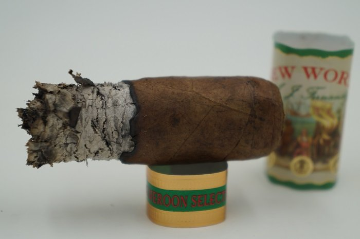 Personal Cigar Review: AJ Fernandez New World Cameroon Double Robusto