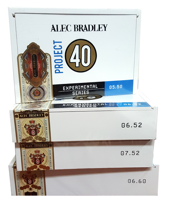 Cigar News: Alec Bradley Announces Project 40