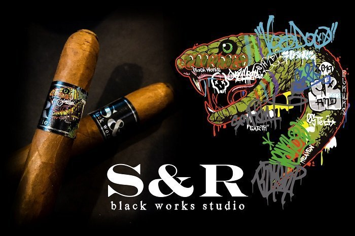 Cigar News: Black Works Studio Announces Second Release of S&R