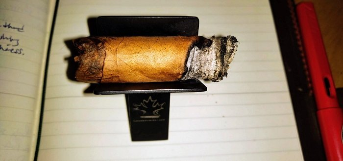 Team Cigar Review: Brick House Double Connecticut Corona Larga