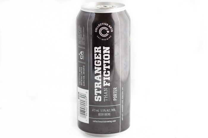 Personal Beer Review: Collective Arts Stranger Than Fiction