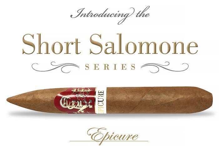 Cigar News: Crux Limited Edition Epicure Short Salomone Ships This Week