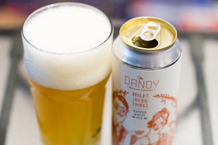 Personal Beer Review: Dandy Bright Young Things English Summer Ale