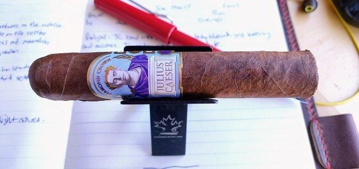 Team Cigar Review: Diamond Crown Julius Caeser Robusto