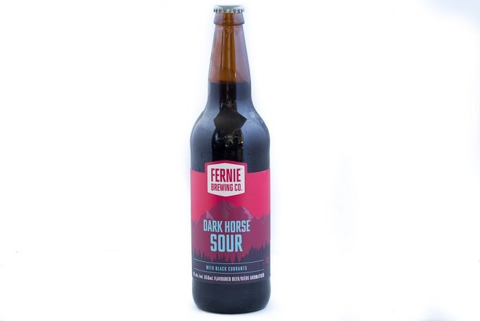 Personal Beer Review: Fernie Dark Horse Sour