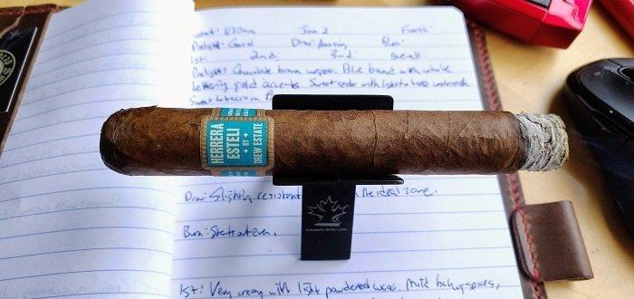Personal Cigar Review: Herrera Esteli Brazilian Maduro Toro Especial