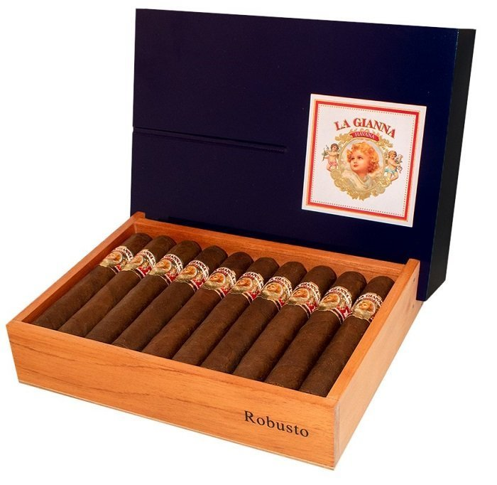 Cigar News: United Cigar Releases Updated La Gianna Havana Packaging