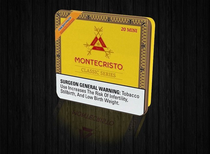 Cigar News: Montecristo Classic Gains Mini Cigarillo Offering
