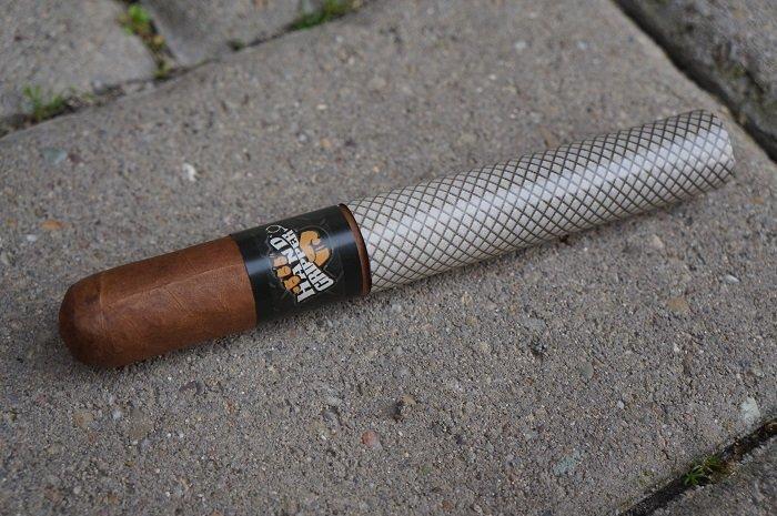 Team Cigar Review: MoyaRuiz Hand Gripper
