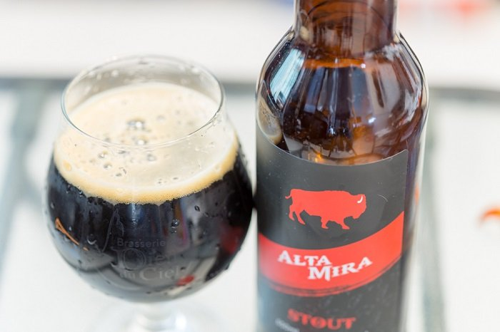 Personal Beer Review: Red Bison Alta Mira