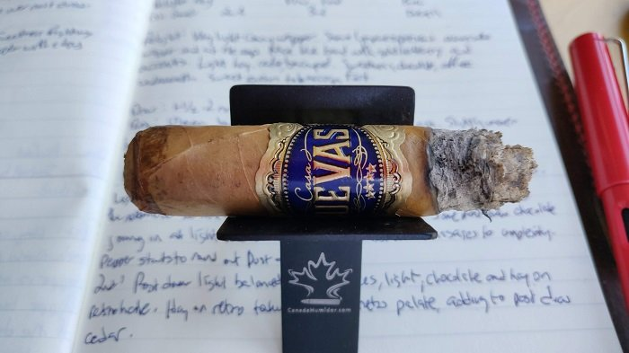 Team Cigar Review: Casa Cuevas Connecticut Toro