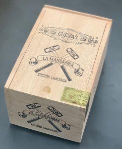 Cigar News: Casa Cuevas Announces Limited Edition La Mandarria