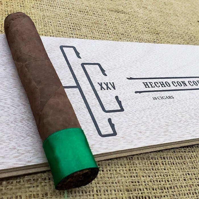 Cigar News: Crowned Heads Announces HCC XXV LE 2019 Exclusive for Hickory Cigar Club
