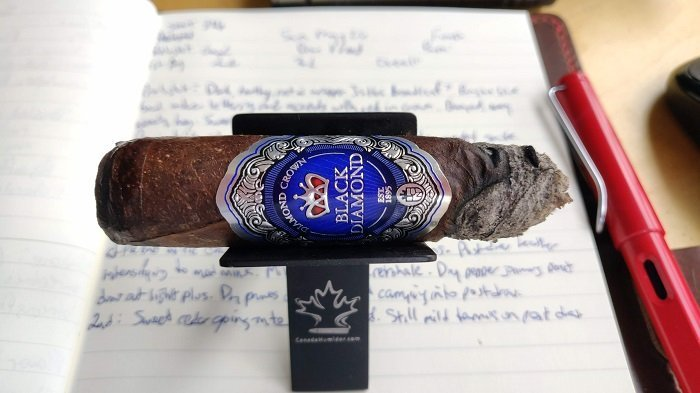 Team Cigar Review: Diamond Crown Black Diamond Marquis