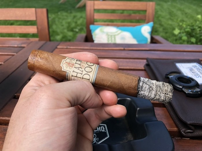 Team Cigar Review: Diesel Hair of the Dog Toro