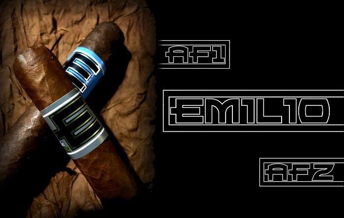 Cigar News: Emilio Cigars Reintroduces the AF1 and AF2