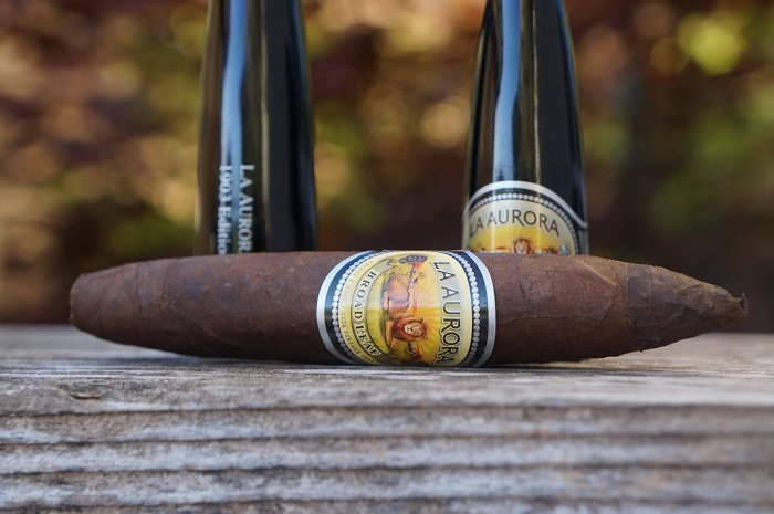 Team Cigar Review: La Aurora Preferidos 1903 Edition Diamond No. 2 Tubos
