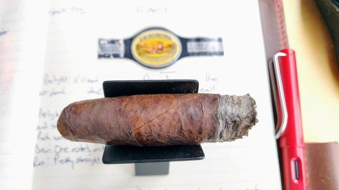 Team Cigar Review: La Aurora Preferidos 1903 Edition Diamond No. 2 Tubos
