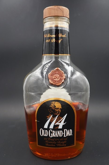 Personal Spirit Review: Old Grand-Dad 114