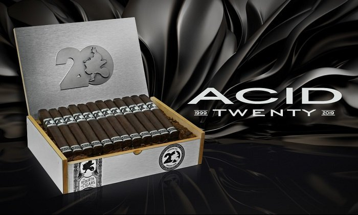 Cigar News: ACID 20 Begins Shipping
