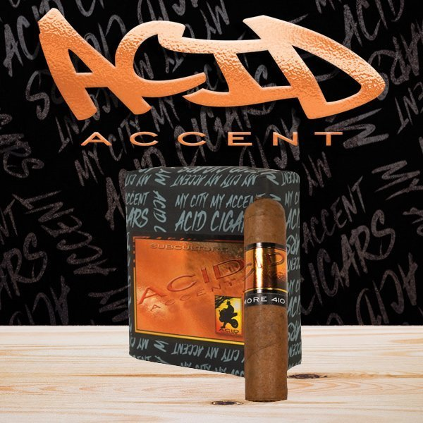 Cigar News: ACID Announces Accents Collection Regional Exclusive Program