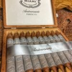 Cigar News: Aganorsa Leaf Casa Fernandez Aniversario Perfecto Returns for 2019
