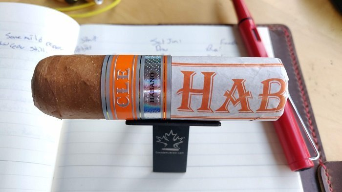 Team Cigar Review: CLE Habano 70x4