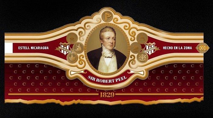 Cigar News: Cubariqueño Protocol Sir Robert Peel Announced