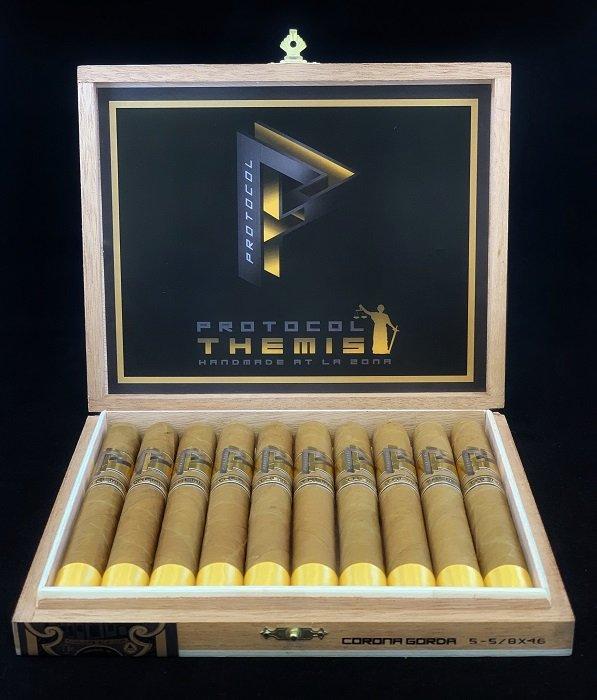 Cigar News: Cubariqueño Protocol Themis Corona Gorda Going Regular Production