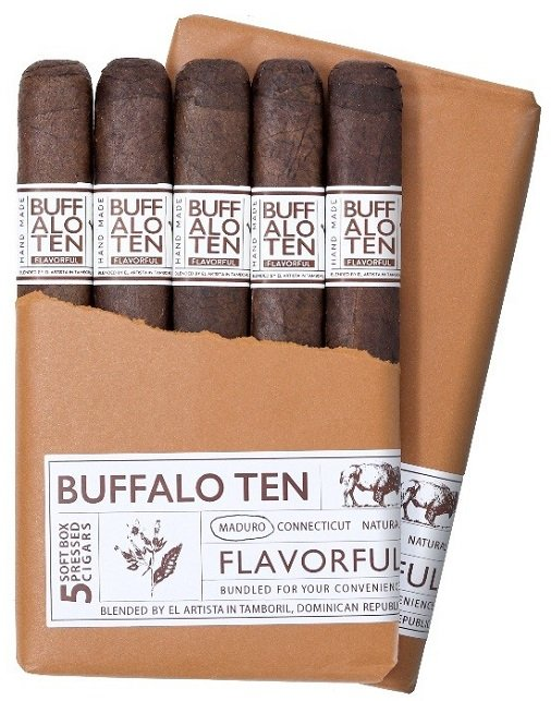 Cigar News: El Artista Buffalo TEN Announced