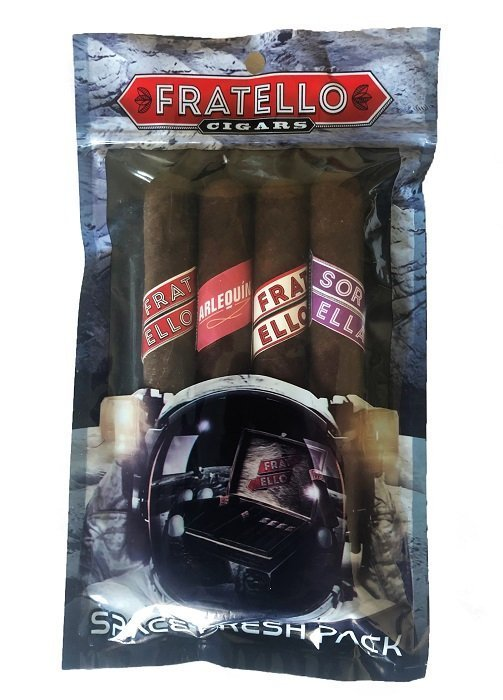 Cigar News: Fratello Announces Space Fresh Pack Sampler Which Includes Two New Lines