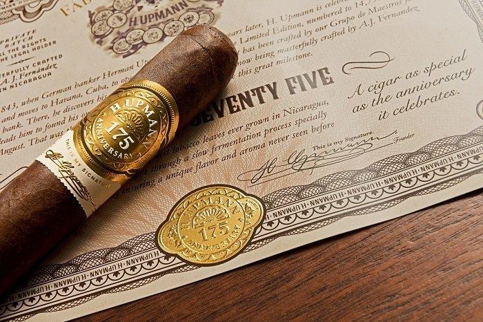 Cigar News: H. Upmann 175th Anniversary Announced