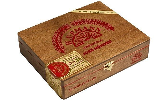 Cigar News: H. Upmann Hispaniola by Jose Mendez Announced