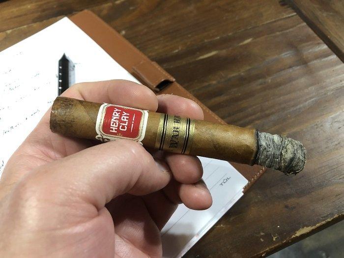 Personal Cigar Review: Henry Clay War Hawk Corona