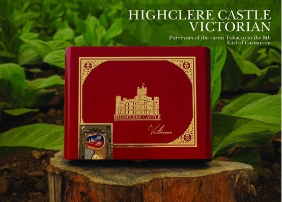 Cigar News: Highclere Castle Victorian Announced