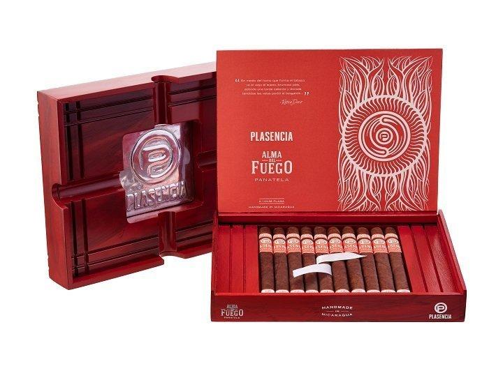 Cigar News: Plasencia Alma del Fuego Announced