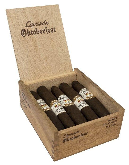 Cigar News: Quesada Oktoberfest 2019 Edition Announced