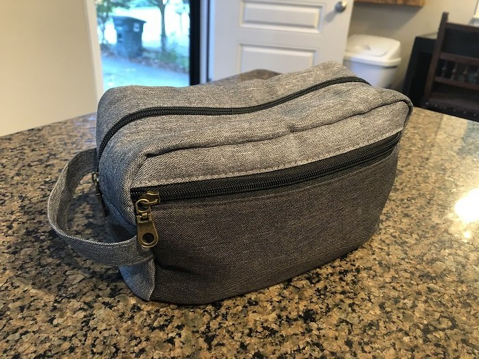 IPCPR 2019: What's In My Trade Show Floor Toiletry Kit – Seth Geise
