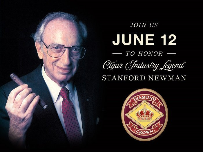 Cigar News: J.C. Newman Announces Live Smoking Event to Celebrate Stanford Newman's Birthday