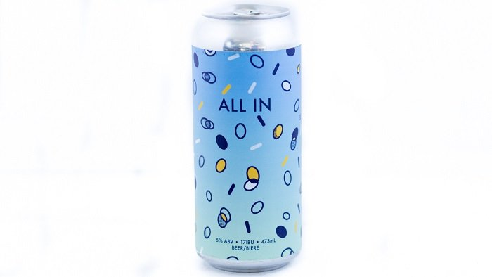 Personal Beer Review: 2 Crows All In