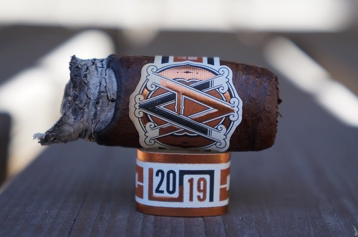 Team Cigar Review: AVO Improvisation LE19