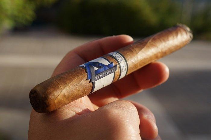 Team Cigar Review: Cubariqueño Protocol Double Corona