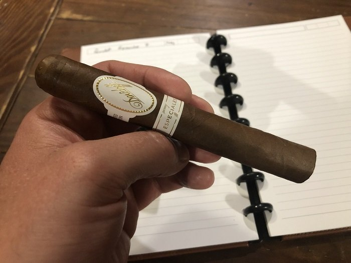 Team Cigar Review: Davidoff Robusto Real Especiales 7