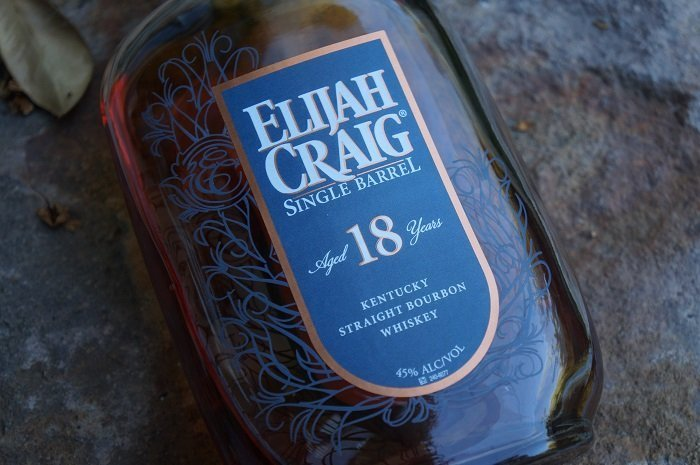 Personal Spirit Review: Elijah Craig Single Barrel 18 Year