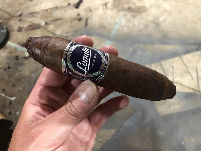 Personal Cigar Review: JFR Lunatic Loco El Gran Loco
