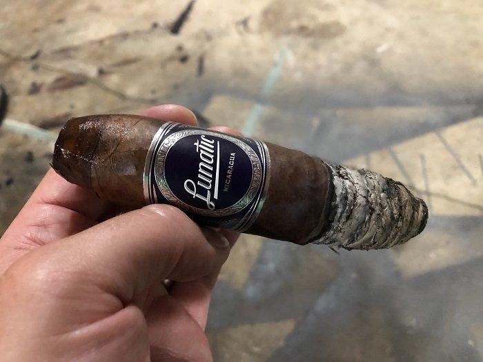 Personal Cigar Review: JFR Lunatic Loco El Gran Loco
